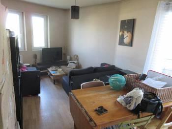 Appartement 3 pièces 52,51 m2