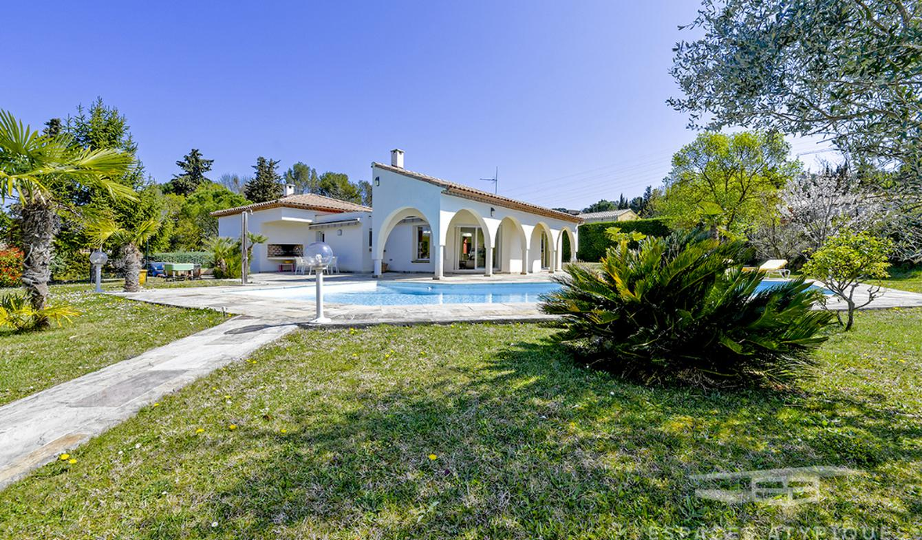 Maison avec piscine et terrasse Grabels