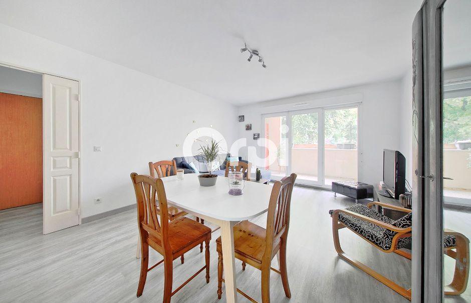 Vente appartement 3 pièces 63 m² à Thorigny-sur-Marne (77400), 239 000 €