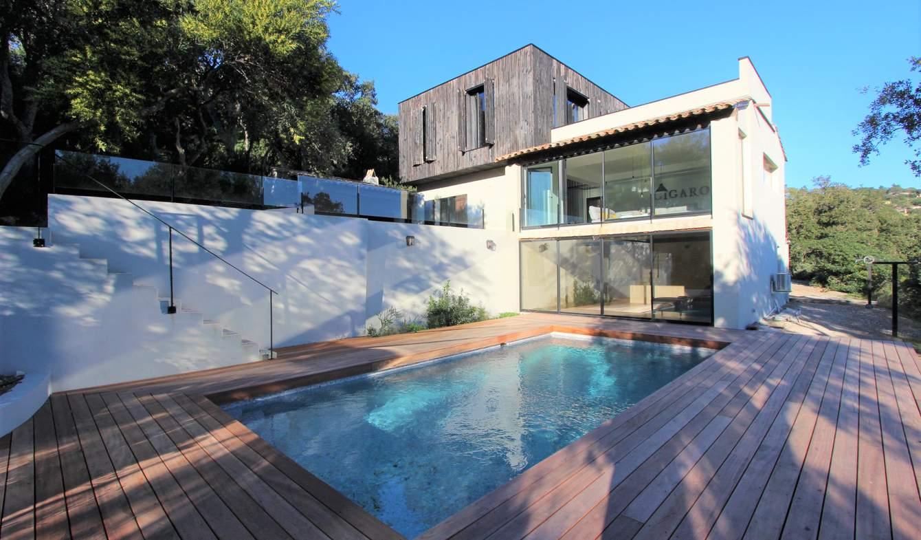 Propriété avec piscine La Croix-Valmer