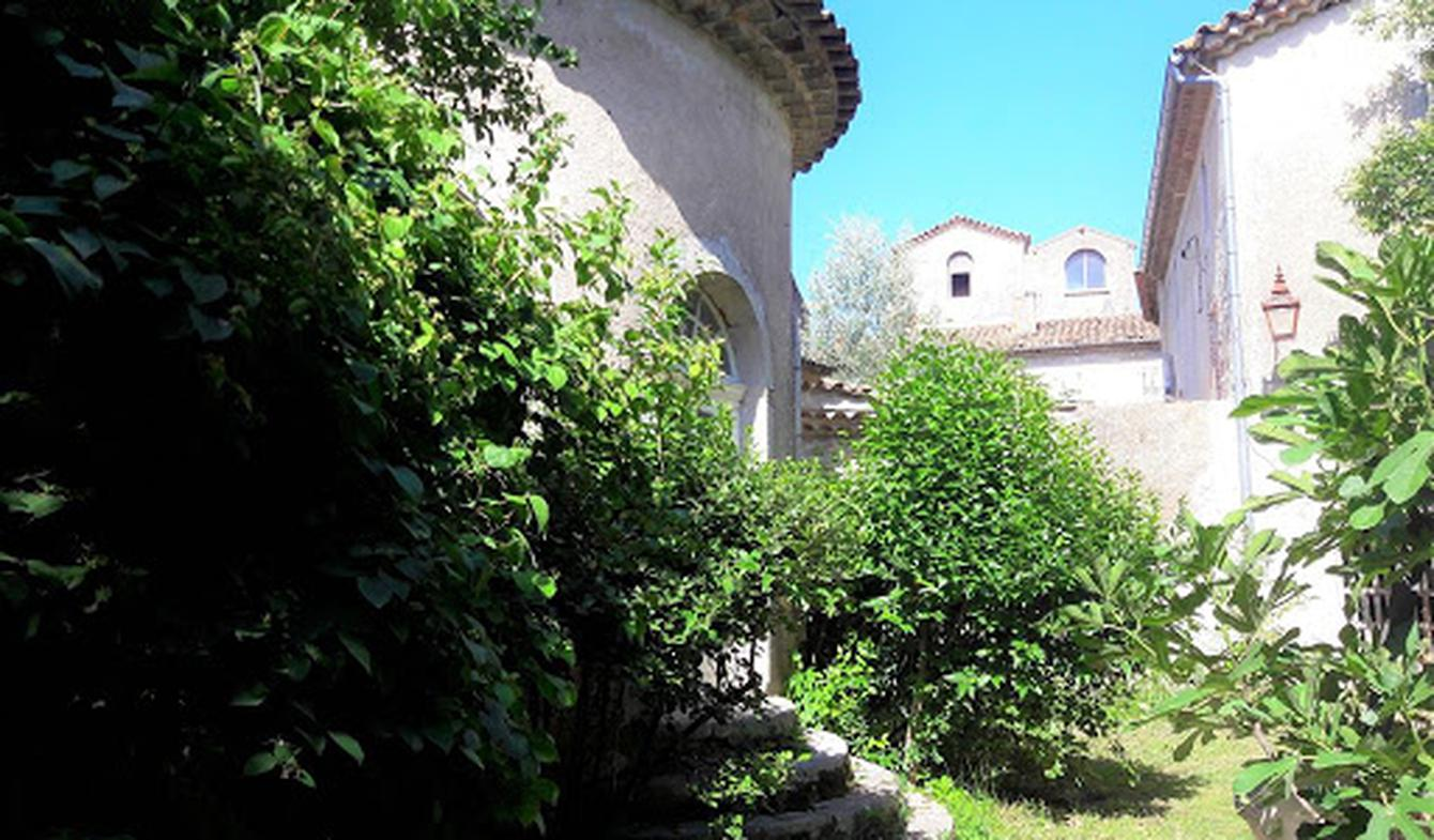 House with pool Anduze