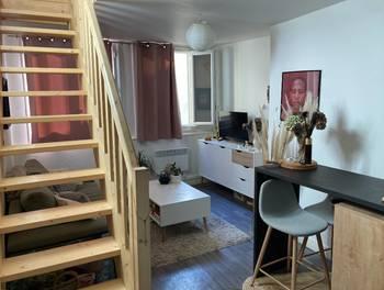 Appartement 2 pièces 31,5 m2