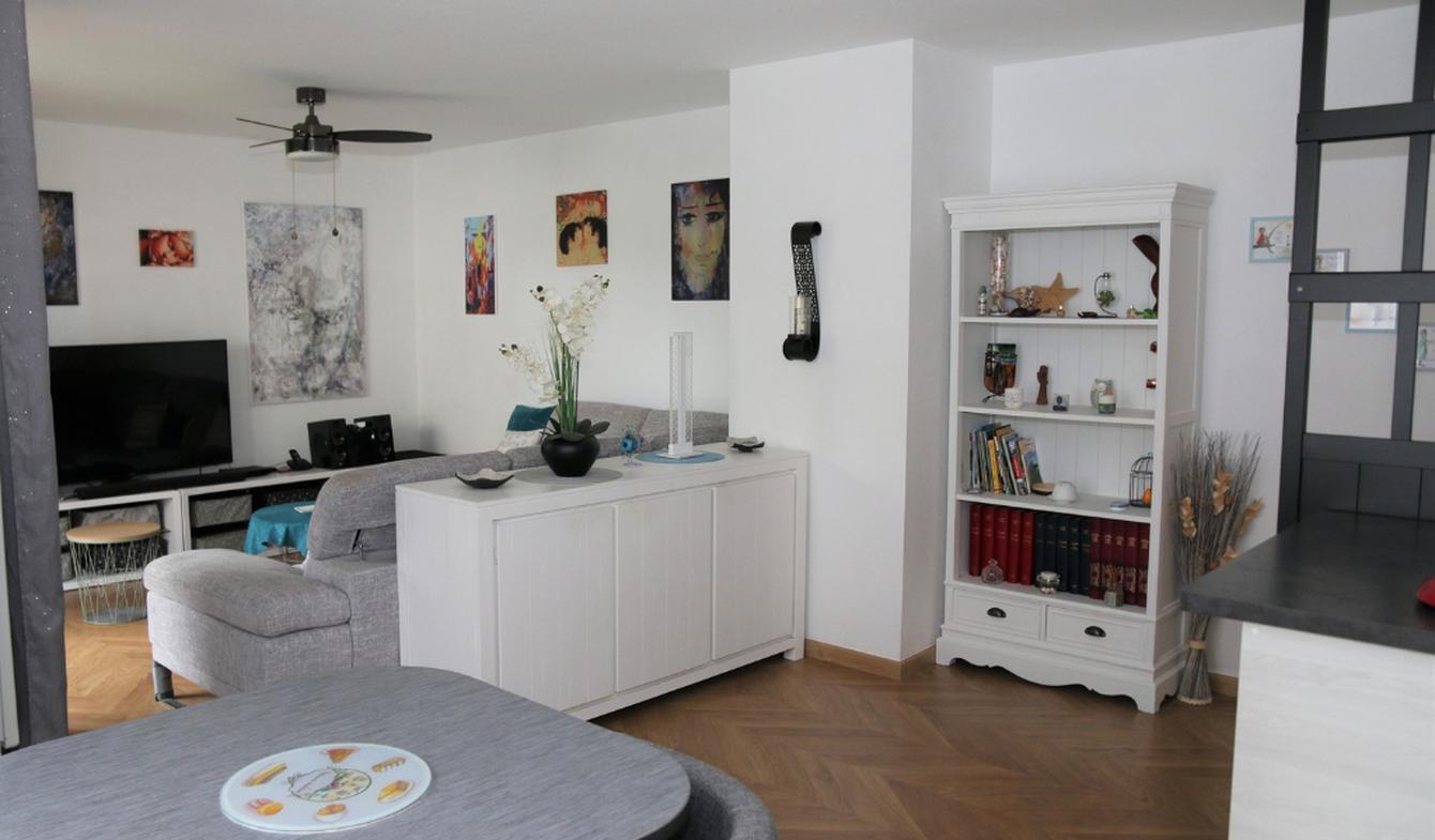 Appartement Bussy-Saint-Georges