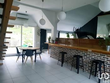 Maison 9 pièces 225 m2
