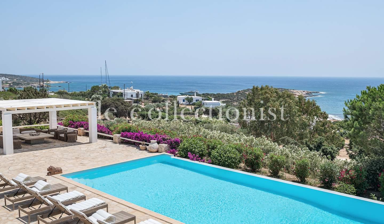 Villa avec piscine Paros
