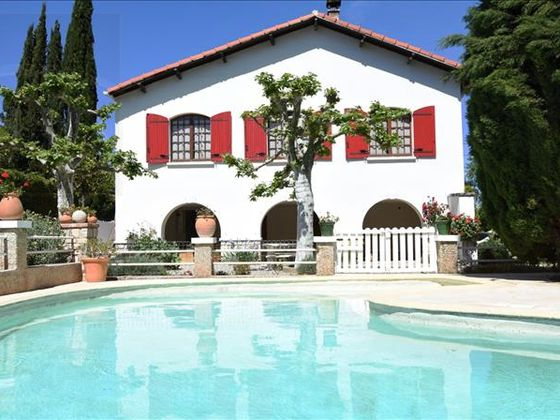 vente Villa 7 pièces 160 m2 Aubagne