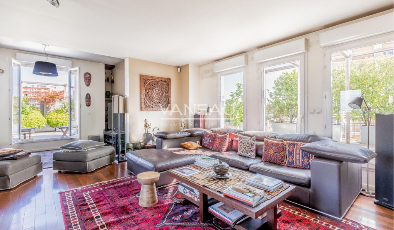 Appartement avec terrasse Saint-Denis