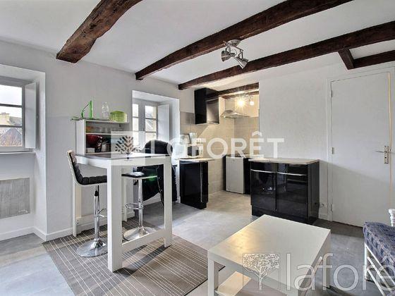 Location appartement meublé 2 pièces 36,6 m2