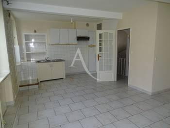Maison 3 pièces 69,48 m2