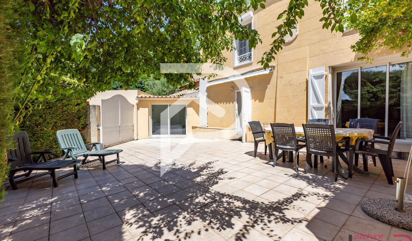 Maison avec piscine et terrasse Auriol