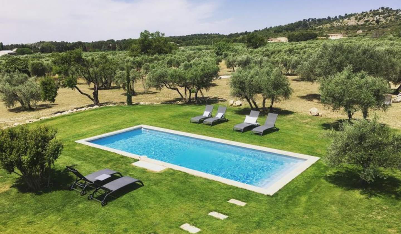 Maison avec piscine Mouriès