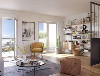 Appartement 4 pièces 92,66 m2