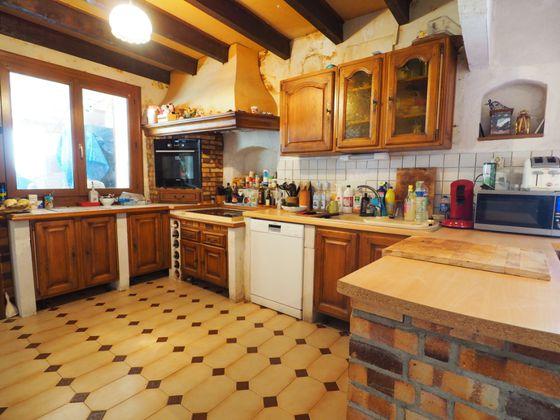 Vente maison 6 pièces 154,92 m2