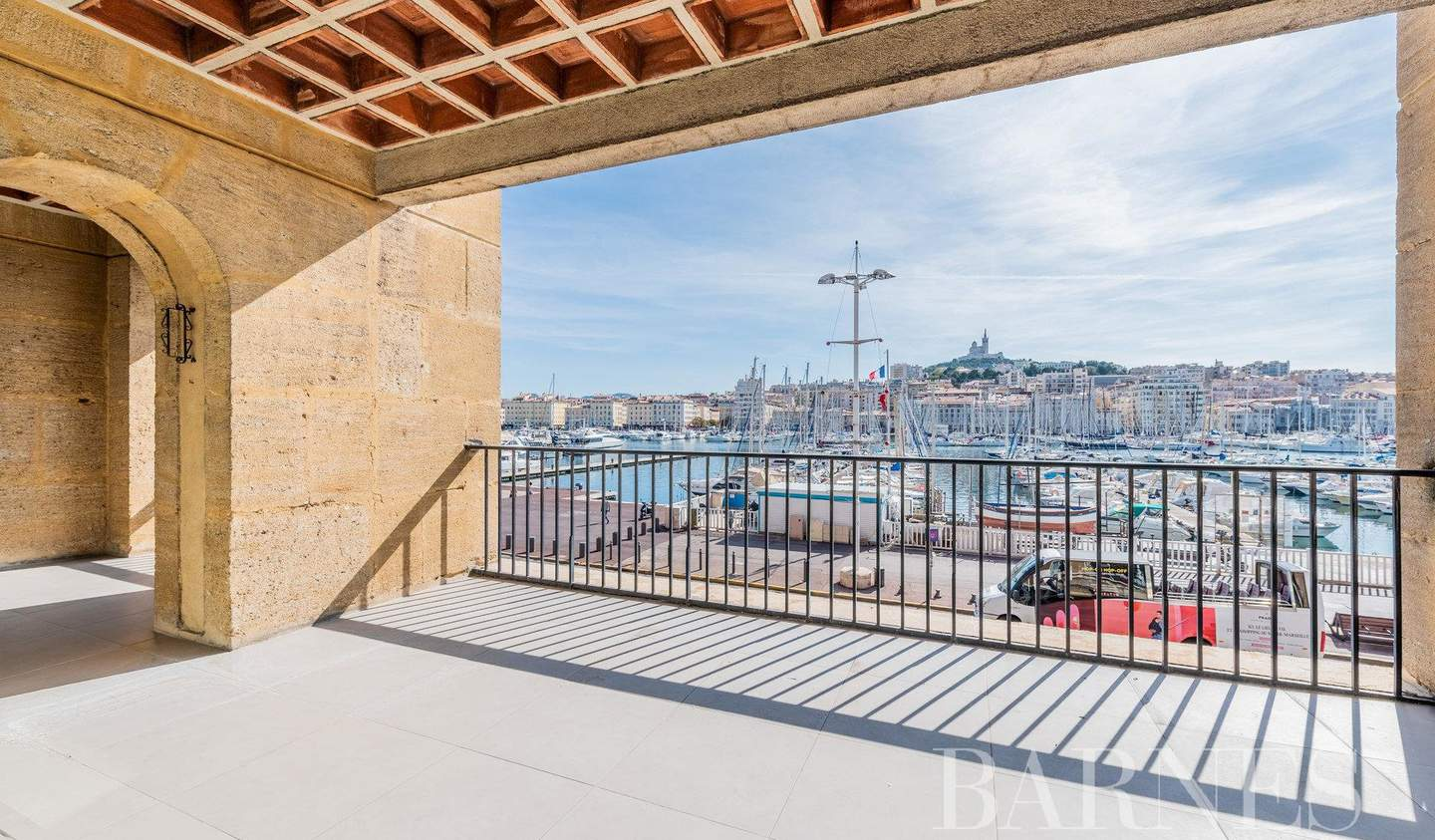 Apartment with terrace Marseille 2nd