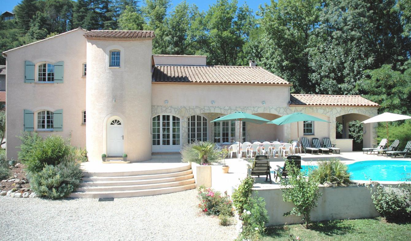 Maison avec piscine et terrasse Le Vigan