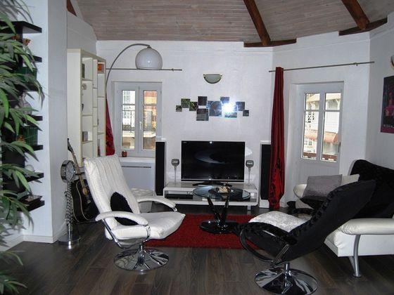 Vente appartement 3 pièces 62,78 m2