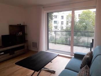 Appartement meublé 2 pièces 43,1 m2