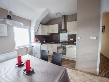 Appartement meublé 4 pièces 101 m2