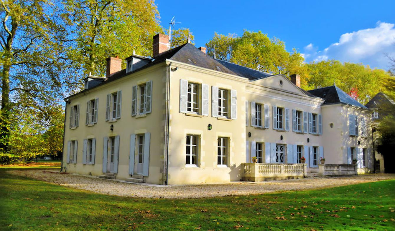Château Bonny-sur-Loire