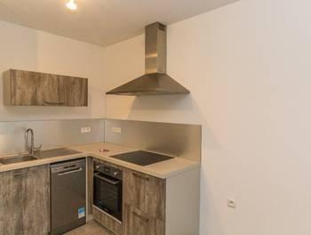 Appartement 2 pièces 33,2 m2