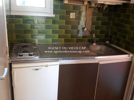 Vente appartement 2 pièces 22,91 m2