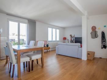 Appartement 3 pièces 76,45 m2