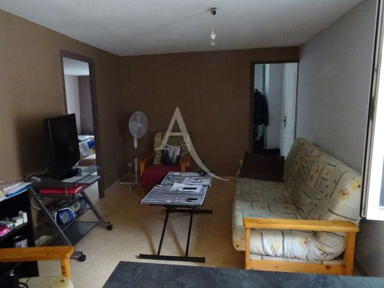 Vente appartement 3 pièces 58,19 m2