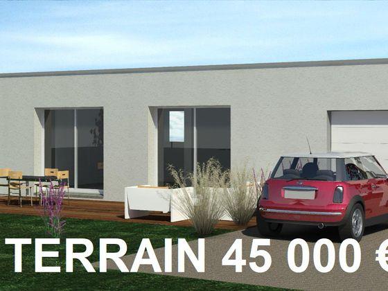 Vente terrain 731 m2