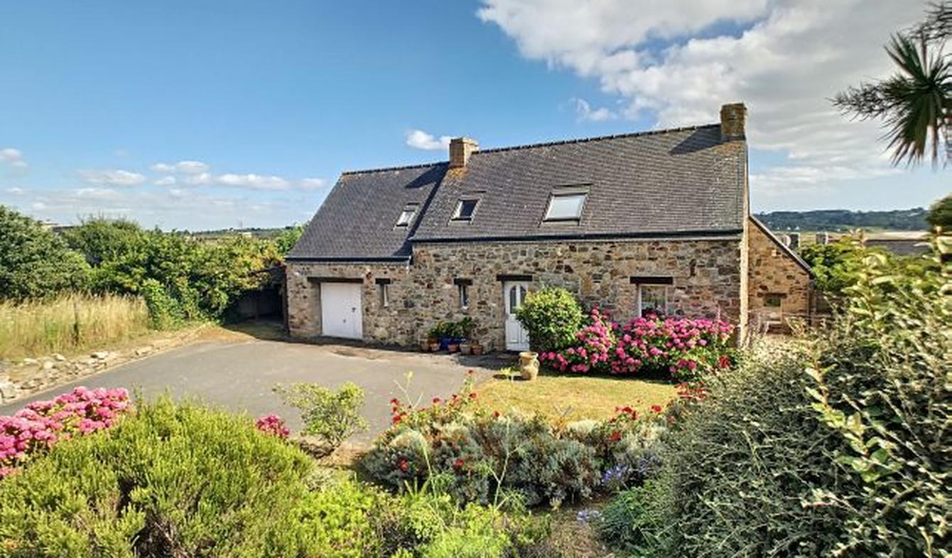Maison avec terrasse Crozon