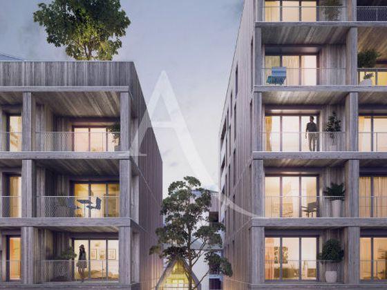 Vente appartement 5 pièces 98 m2