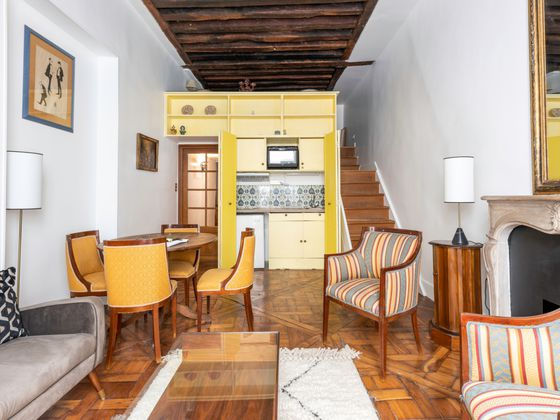 Location appartement meublé 3 pièces 41,38 m2