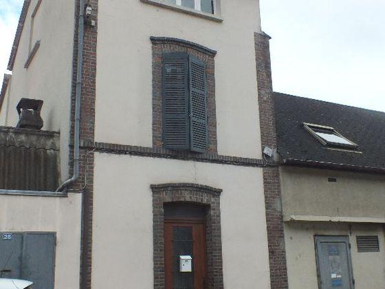 Location appartement 2 pièces 33,95 m2