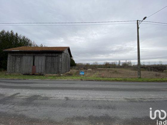 Vente terrain 3461 m2