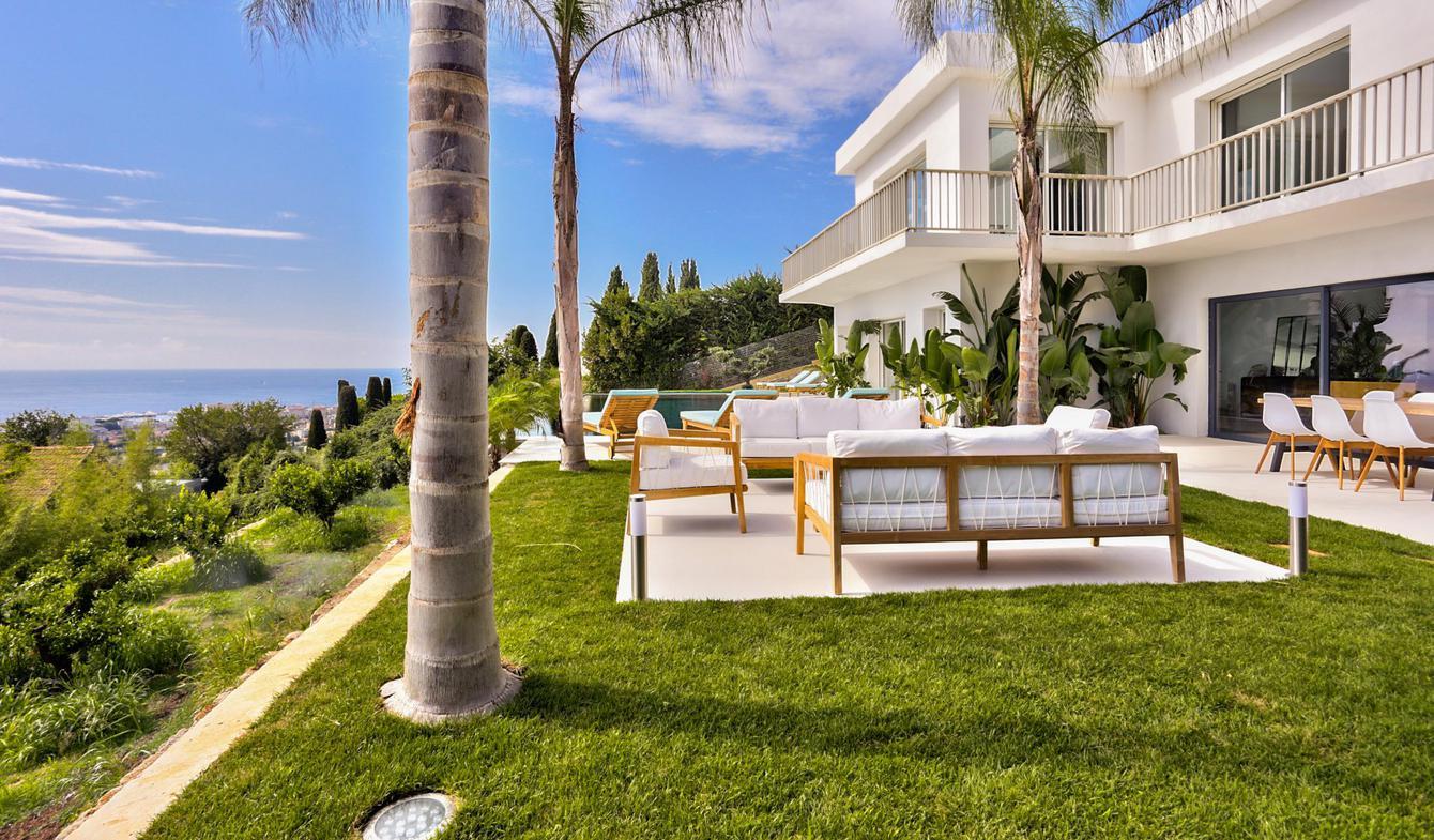Villa avec piscine Le golfe juan