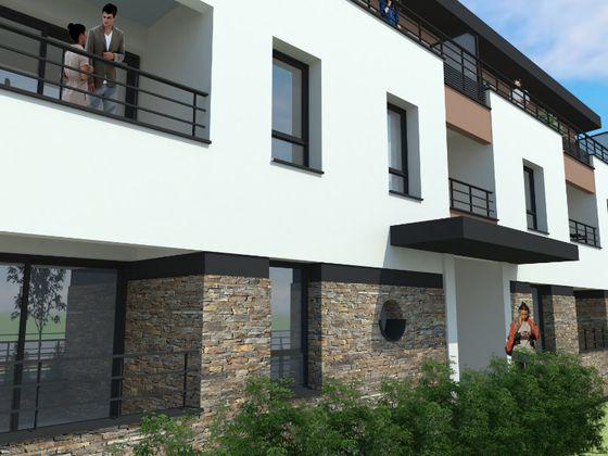 Vente appartement 3 pièces 72,66 m2