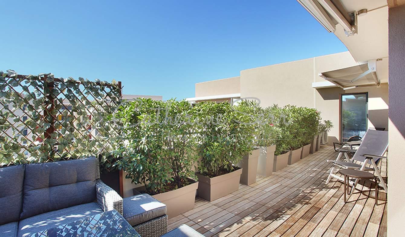 Appartement avec terrasse Aix-en-Provence