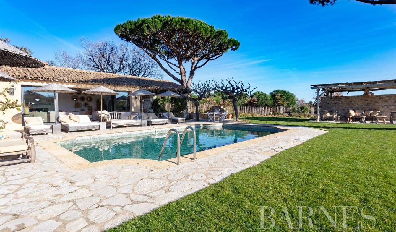 Villa with pool Ramatuelle