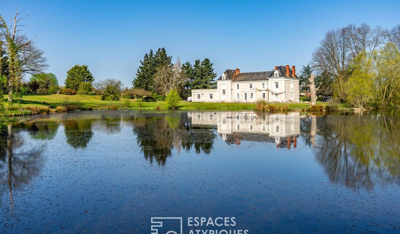 Private mansion Haute-Goulaine