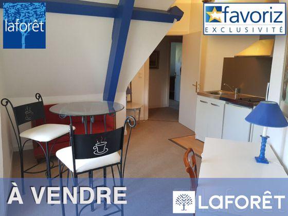 Vente appartement 2 pièces 36,84 m2