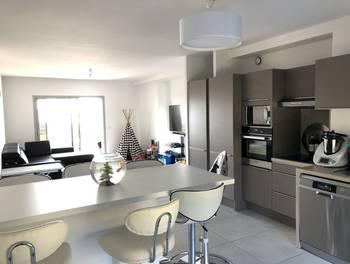 Appartement 3 pièces 78,27 m2
