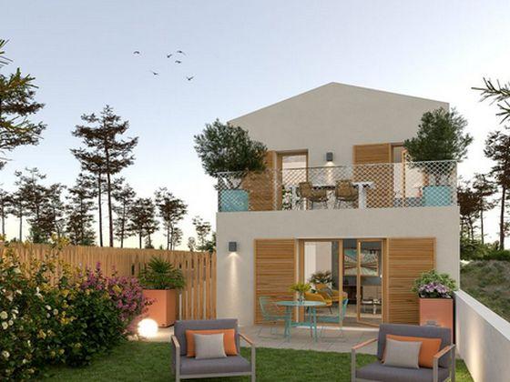 Vente maison 4 pièces 78,88 m2