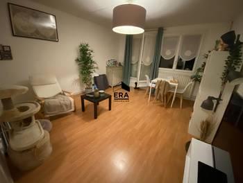 Appartement 3 pièces 63,42 m2