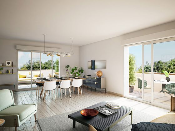 Les terrasses d aelys programme immobilier neuf thionville icade