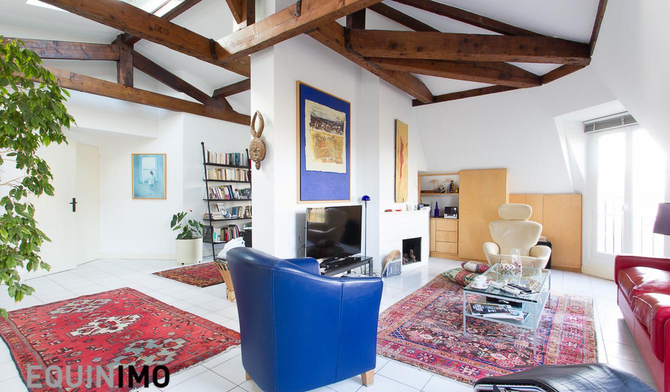 Appartement avec terrasse Paris 12ème