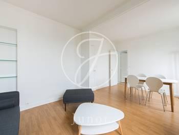 Appartement meublé 2 pièces 57,3 m2