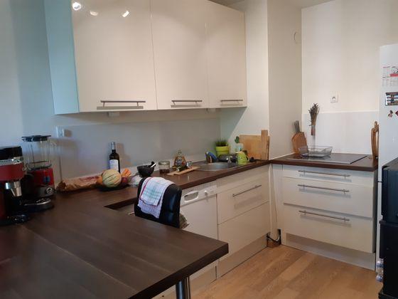 Location appartement meublé 2 pièces 54,68 m2