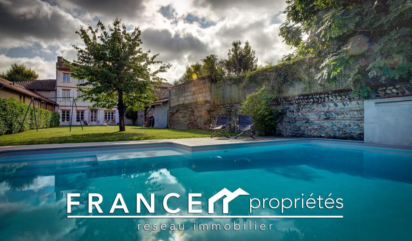 Maison avec piscine Carbonne