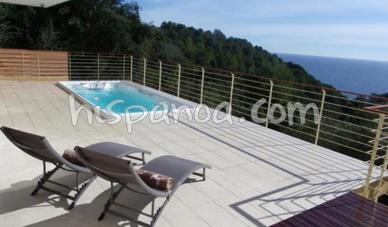 Villa with terrace Lloret de Mar