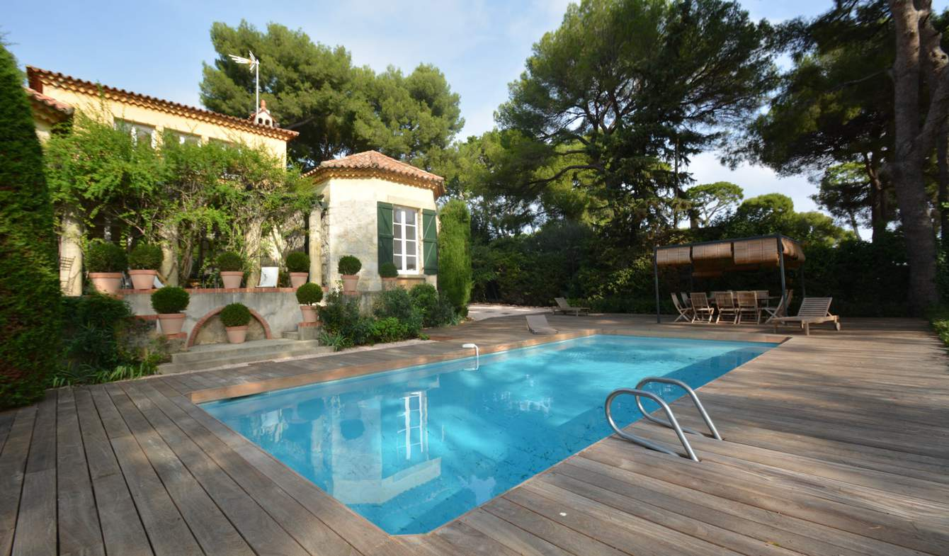 Property with pool Cap d'Antibes