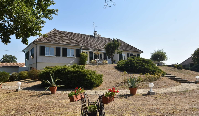 Maison avec piscine Paray-le-Monial